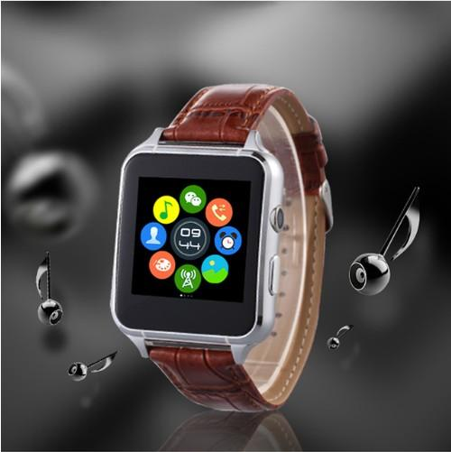 2018 X7 Bluetooth Smart Watches Smartwatch For Android Phone Clock Support Facebook Whatsapp SD SIM With Camera