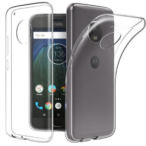 Couverture ultra mince pour Motorola Moto E5 X4 C G5S E4 E3 Plus 2018 G4 G3 G2 Z2 Z Play Slim Fit en caoutchouc TPU souple Logement souple