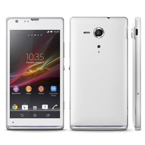 Refurbished Original SP M35h C5303 4.6inch Dual Core 1GB RAM 8GB ROM 8MP 4G LTE Cell Phones