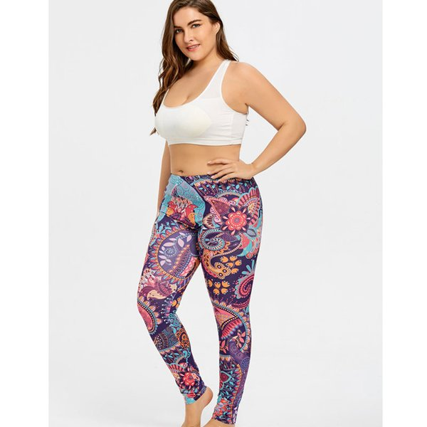 Plus Size Yoga Pants Women Dry Fit Running Pants Gym Sport Leggings Workout Women Tight Fitness Clothing Large Size 5XL