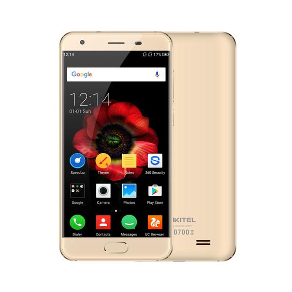 4100mAh Battery OUKITEL K4000 Plus 4G LTE Fingerprint 2GB 16GB 64-Bit Quad Core MTK6737 5.0 inch IPS 1280*720 HD 13MP Camera GPS Smartphone