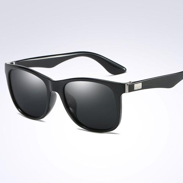 55cdb423f80a Hot selling polarized sunglasses men women Fashion driving polarized  sunglasses good quality classic square eyewear UV400