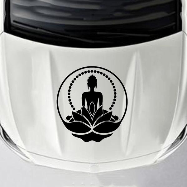 Großhandel Buddha Car Room Surf Auto Aufkleber Van Vinyl Auto Verpackung Grafik Aufkleber Applique Personalisierte Dekoration Von Xymy787 2252 Auf