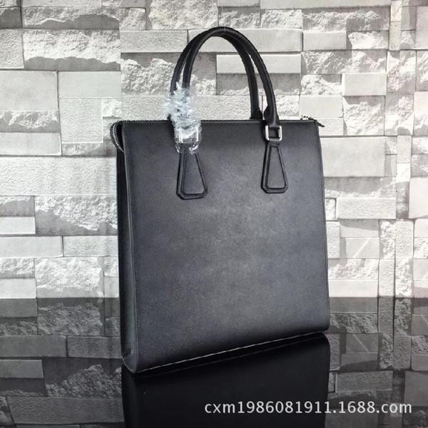 Handtasche der Mode- und Freizeitgeschäftsbeutel-Geschäftsleute, vertikaler Aktenkoffer