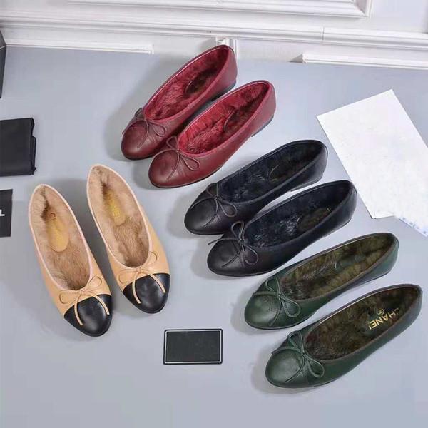 e6de276a005f Colorblock Cap Toe Bowknot Ballet Flats Shoes Woman Classic Slip On Pointed  Toe Dress Shoes Zapatos De Mujer Sapato Feminino Pink Shoes Vegan Shoes ...