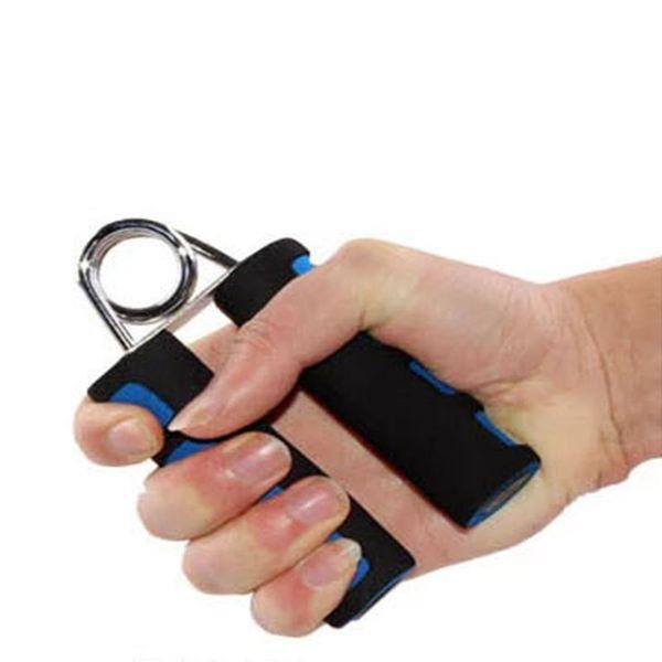Puños de la venta al por mayor-caliente Spring-Grip brazo de la mano de la mano del ejercicio de la fuerza del apretón de la mano de la aptitud del equipo de la aptitud al azar