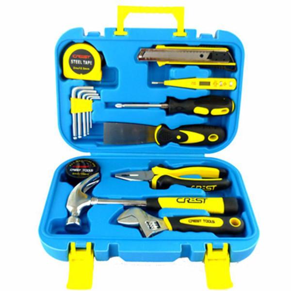 Hardware Combination Tool Set 15 Sets of Household Hexagonal Knife Jacket Manual Repair Tool Kit Screwdriver Multitool