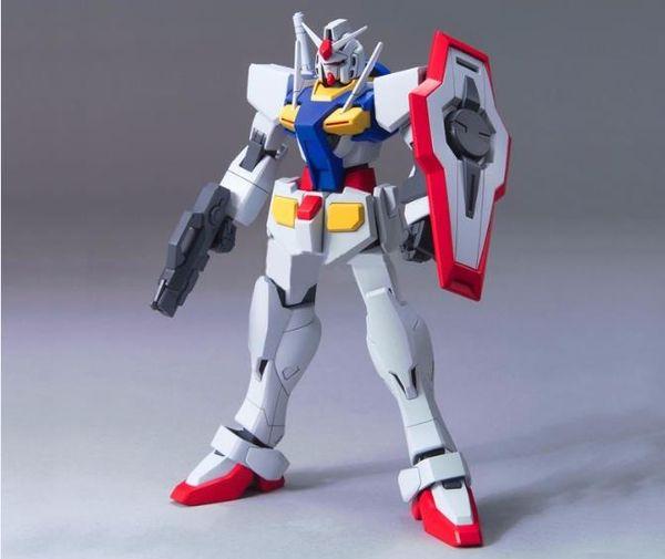 1PCS Anime Mobile suit HG 1:144 Transformable 0 Gundam GN-000 model kids toy action figure assembled Robot RX-78 puzzle gift