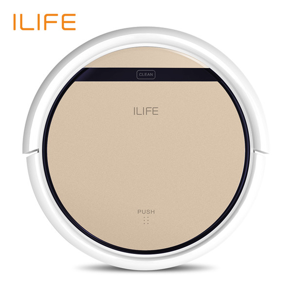 ILIFE V5s Pro Intelligent Robot Vacuum Cleaner with 1000PA Suction Dry and Wet Mopping Home Appliances