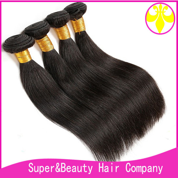 good quality grade 5a straight har extentions brazilian hair