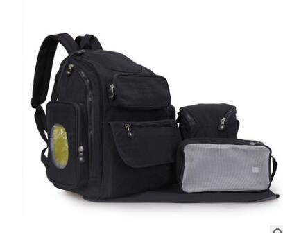 Anne çantası su geçirmez mumya çanta 6 takım çok cep bezi çanta hamile kadınlar malzemeleri Seyahat Bez Bebek Bezi Çanta LJJK929