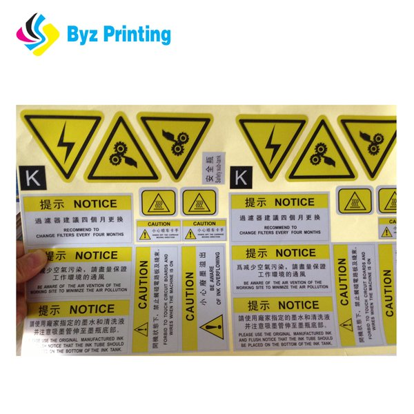 Factory directly price for customize round waterproof feature paper label sticker printing