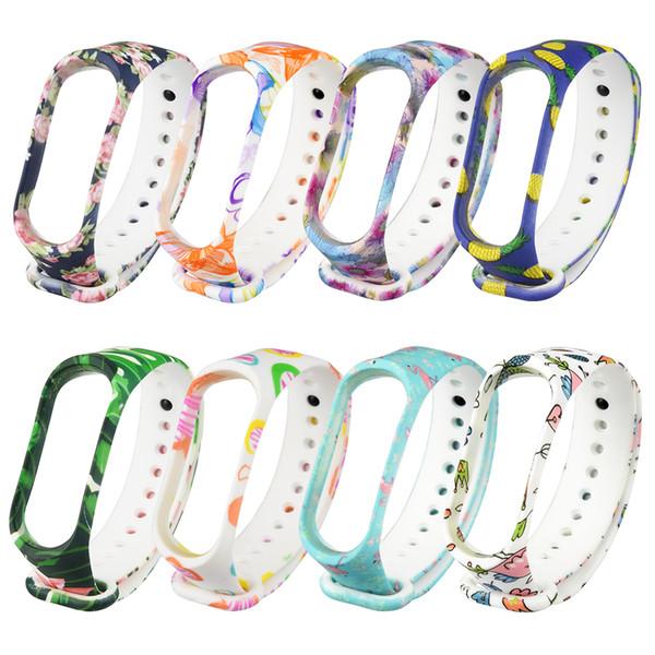 Cinturino cinturino orologio Mi Band 3 cinturino sportivo cinturino cinturino in silicone per accessori xiaomi mi 3 bracciale Miband3
