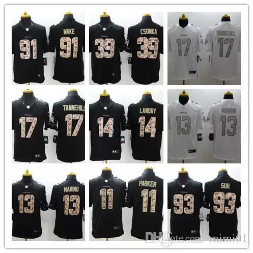2018 2014 Miami 50th Anniversary Football Jersey 47 Kiko Alonso 21  for sale