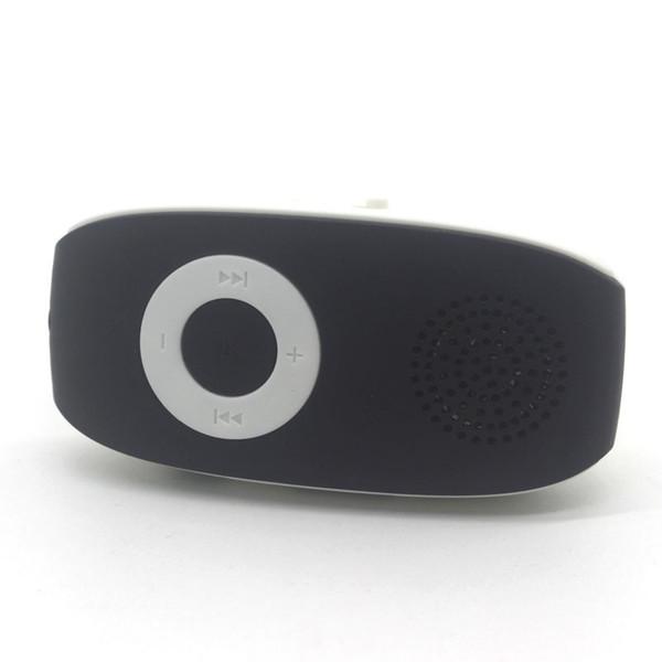 2017 Mini Clip MP3 Music Media Player External Micro SD Built-in Speaker