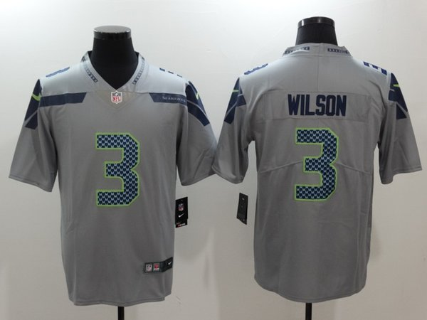 Russell Wilson Jersey 12th Fan Seahawks Bobby Wagner Tyler Lockett teams  color Pro Bowl custom america 0493ee83ecac