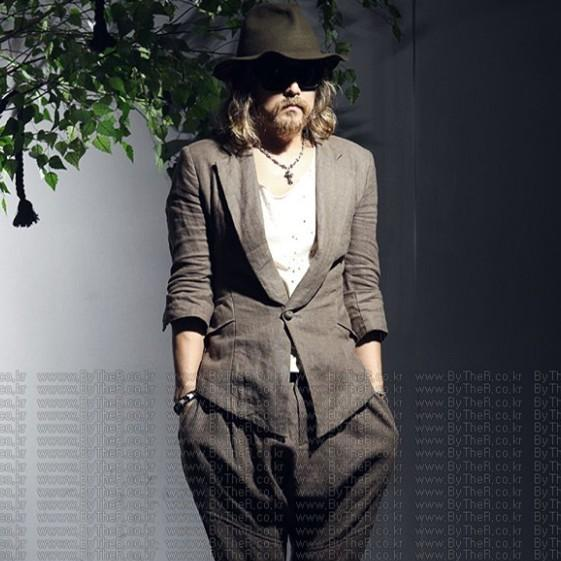 Spring men's suit small Korean casual suit thin long sleeved linen male long sleeved jacket single West