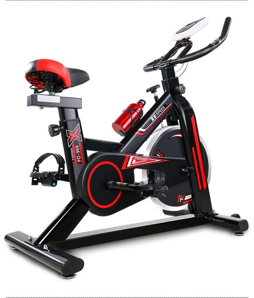 New arrival professional fitness spinning home mute indoor exercise fitness pedal exercise bike with instrument display