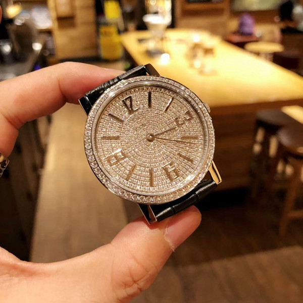 Stylish luxury neutral two-pin watch. 316 steel diamond case. Swiss imported quartz movement. Sapphire glass mirror. 42 mm in diameter