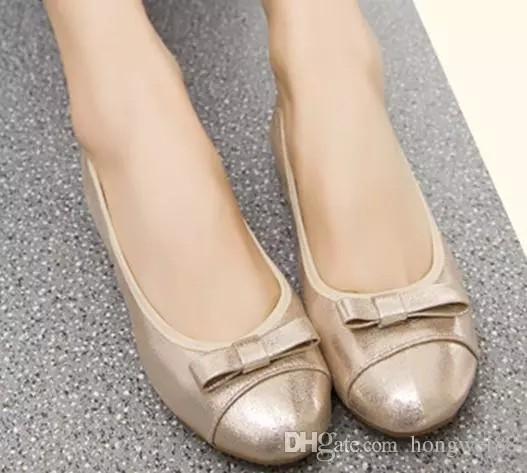 2016 новые плоские туфли