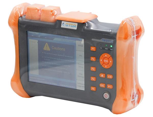 TMO-300-MM-A MM Multi-mode OTDR Tester 850/1300nm Built-in 10mW VFL Optical Fiber Test Tools