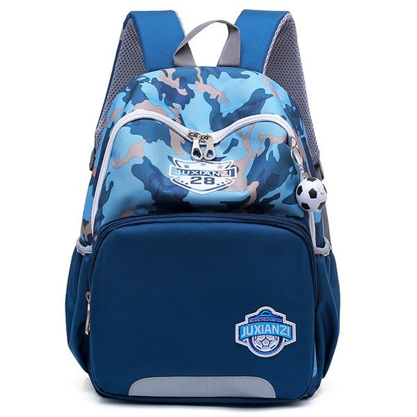 Waterproof Children School Bags For Boys Orthopedic Kids primary School Backpacks Schoolbags Kids Infantil Zip
