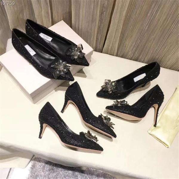 Freies Verschiffen So Kate Styles Flache 7 cm 9 cm High Heels Schuhe Rote Untere Nude Farbe Echtes Leder Punkt Toe Pumps Gummi Kann benutzerdefinierte