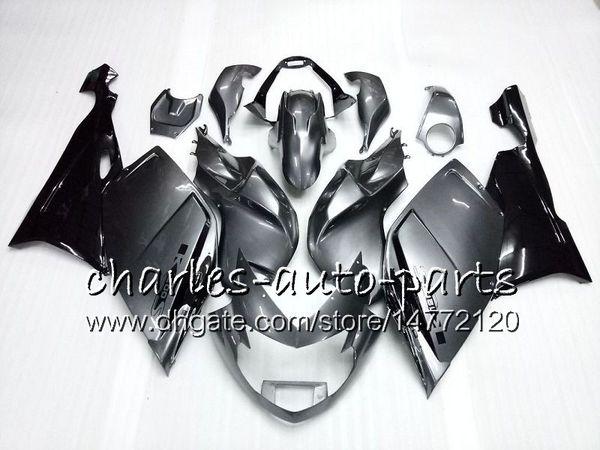 No. 2 Dark silver