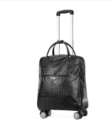 6ae085a99033 Brand 22 inch Women travel luggage on wheels Travel Suitcase Travel Rolling  Bag Baggage Suitcase Travel wheeled bag