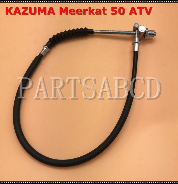 best selling KAZUMA Meerkat 50CC Falcon 90CC Rear Brake Cable FN90-210-002