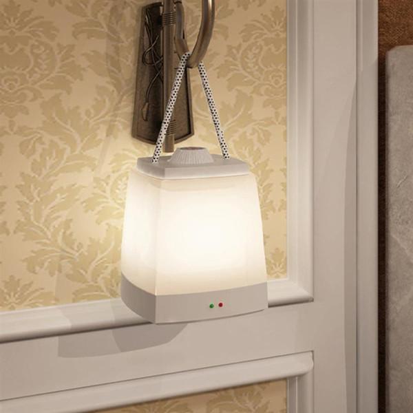 Energy-Saving Charging LED Lamp Portable Night Light Portable Bedside Table Desk Light for Office Working Bedroom Reading