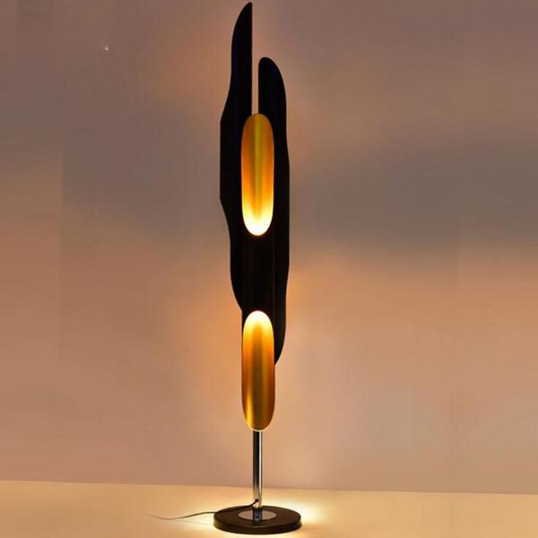 Personalidad Bambú Minimalista Lámpara Hotel Creativa Llevó Lámparas Compre Bambú De Las De Pie Postmodern De Pie Oblicuo Aluminio Tres De Lámpara De 4ARLj53