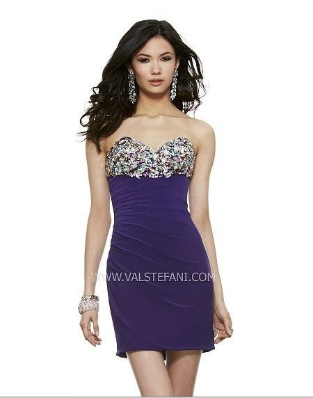 free shipping 2018 new design special occasion sweetheart beaded crystal elegant purple Short chiffon Cocktail Party Dresses