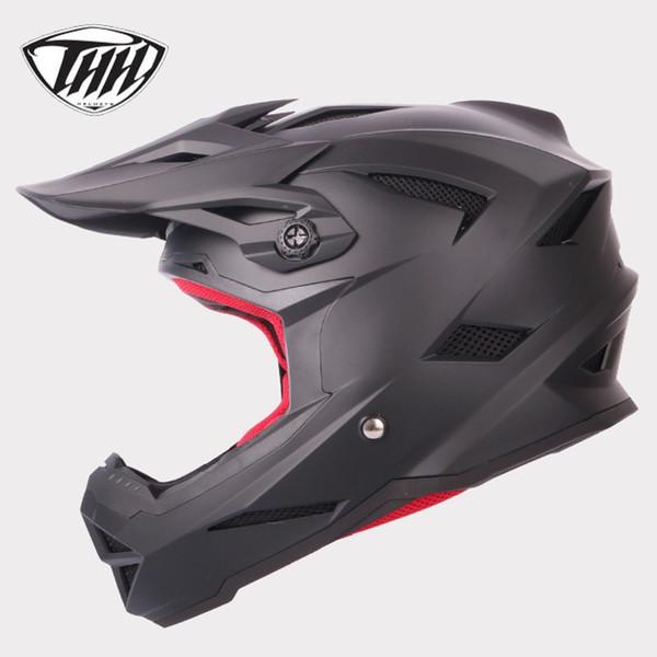Off Road Motorcycle Helmet, Motorbike Motocross Off Road Racing /Downhill Bike Helmet Rock Star Cross Atv Bicycle