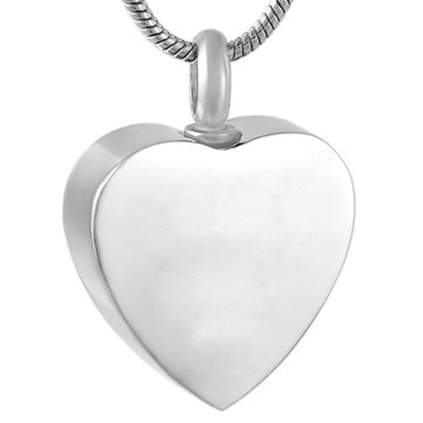 Fashion Jewelry Pendant Cremation Jewelry Head Sketch Image stainless steel Memorial Urn Necklace Ashes Keepsake Pendant