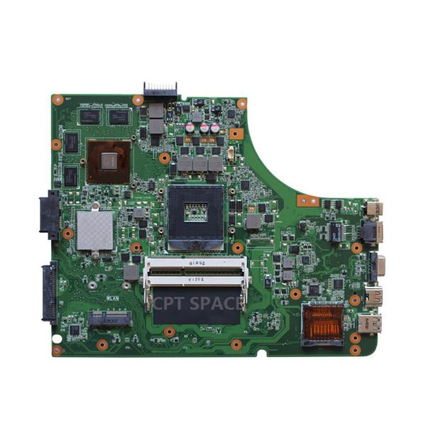 top popular YTAI K53SV REV:3.1 3.0 motherboard For ASUS K53SV A53S K53S X53S P53S K53SC K53SJ K53SM laptop motherboard GT540M 1GB 2019