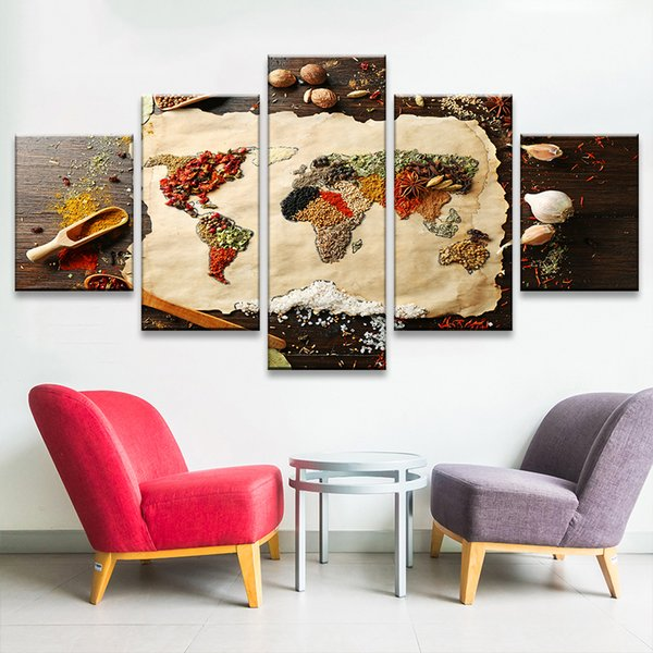 Multi-image,Stickers,diamond embroidery Spices/Foods/World Map/diy diamond painting mosaic pictures cross-stitch,full square,