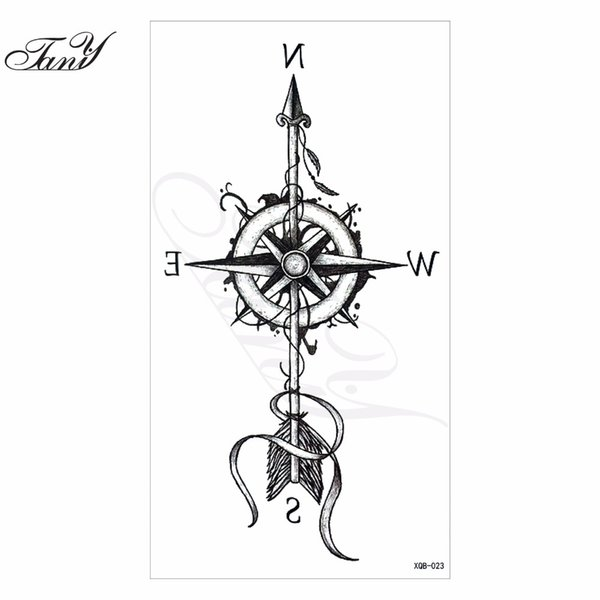 Compass Tattoo Online Shopping Compass Tattoo For Sale