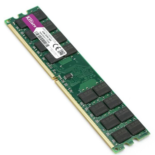 TSY ram DDR2 4GB 800 Mhz PC2-6400 240Pin Memory Dimm just For AMD Desktop Ram free shipping