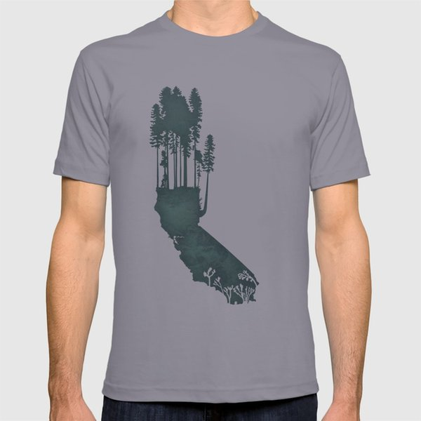 2018 new t shirt California isThe Forest shirt