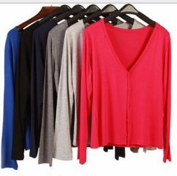 Cardigan Autumn Winter Women Sweater Ladies Button Long Knitted Overcoat Casual Loose Poncho Female Sweater FS5672