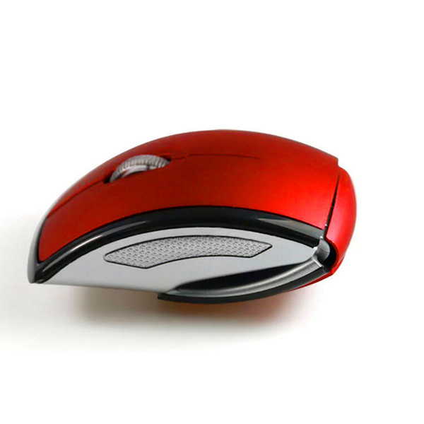 best selling NOYOKERE Top Quality Foldable Fold 2.4 Ghz Wireless Arc Optical Mouse Mice USB Receiver for PC Laptop