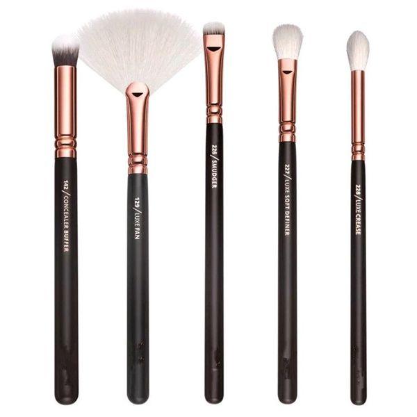 Dropshipping Neue Marke Z-O-E-V-A Pinsel 15 teile / satz Professionelle Make-Up Pinsel Set Lidschatten Eyeliner Blending Pencil Kosmetik Werkzeuge Mit Ba
