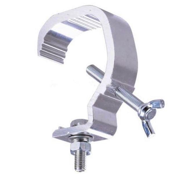 10PCS/Lot High quality Aluminium material stage Light Clamp DJ Audio Heavy Duty Light Mounting Aluminum LED Lamp Hook