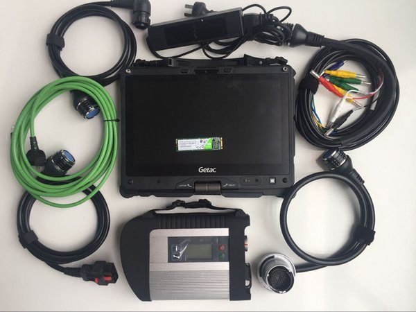 star c4 rcobd mb star c4 diagnostic tool with laptop getac i5 touch ram 4g super ssd win7 ready to use high speed