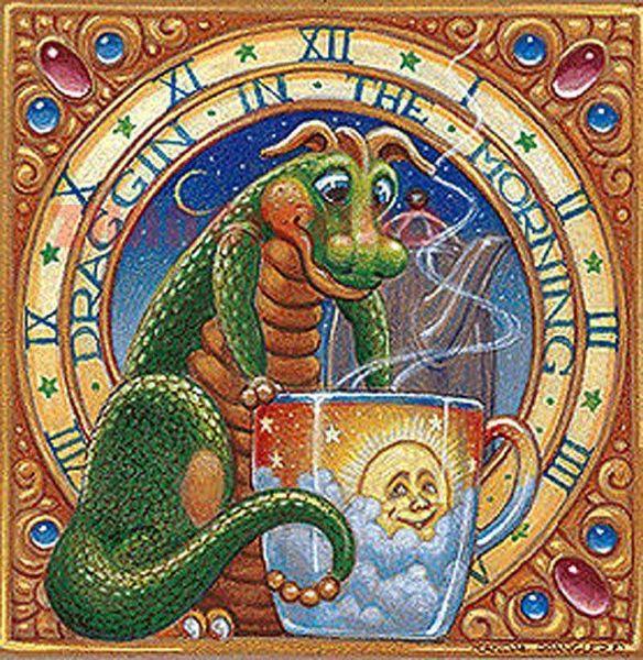 Diy diamond painting cross stitch kit rhinestone mosaic home decoration animal dragon water full round&square diamond embroidery AA0104