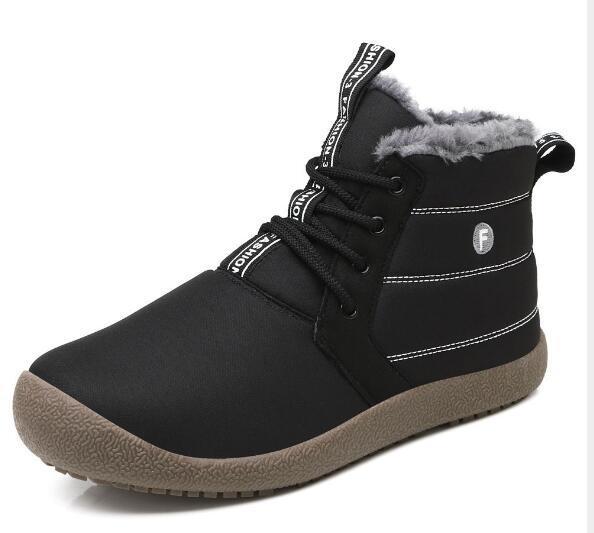 HombreTérmicos Compre De Zapatos Nieve Nuevos Para Y6yb7fg