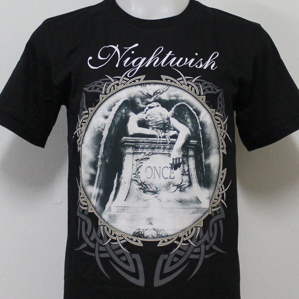 NIGHTWISH Once T-Shirt 100% Coton Nouvelle Taille S M L XL 2XL 3XL