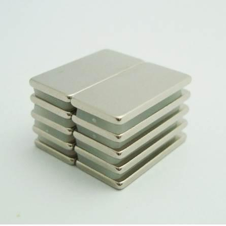 10pcs Super Strong Rare Earth Bar Neodymium Magnets N52 block 20x10x1.5mm Permanent Customizable Magnet Block, Free Shipping