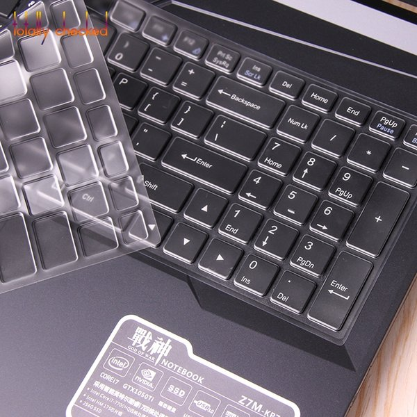 For Terrans Force T700 / MECHREVO Z1 / Machenike T58 tix T58-T1 T3 Ultra thin Clear TPU laptop Keyboard Cover Skin Protector